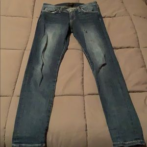 Flying Monkey brand jeans!